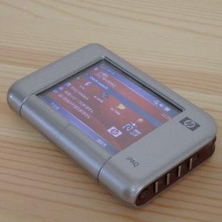 ヒューレットパッカード(HP)のHP iPAQ rx4540 (Windows Mobile)(その他)