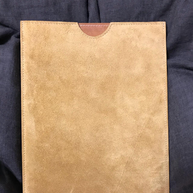 1LDK SELECT(ワンエルディーケーセレクト)の1LDKセレクト    DE BONNE  FACTURE  iPad  新品 メンズのファッション小物(その他)の商品写真