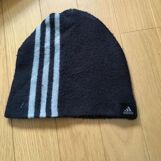 アディダス(adidas)のキッズ帽子(帽子)
