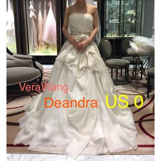 ヴェラウォン(Vera Wang)のVeraWang Deandra ディンドラ US0 着用1回のみ(ウェディングドレス)