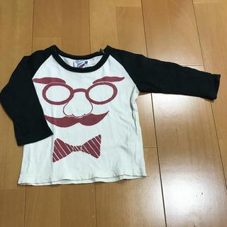 マーキーズ(MARKEY'S)の【マーキーズ】ラグランTシャツ 80(Tシャツ)