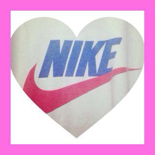 ナイキ(NIKE)のレトロカラー❃NIKETシャツ(Tシャツ(半袖/袖なし))