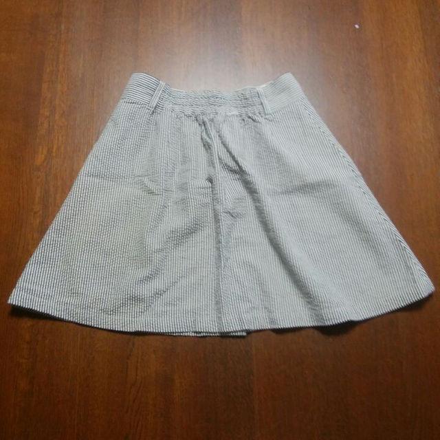 LOWRYS FARM(ローリーズファーム)のローリーズファーム ストライプ スカート レディースのスカート(ミニスカート)の商品写真