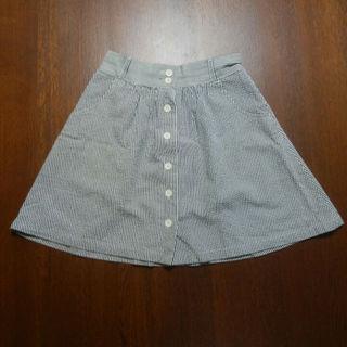 ローリーズファーム(LOWRYS FARM)のローリーズファーム ストライプ スカート(ミニスカート)
