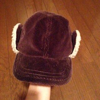ムジルシリョウヒン(MUJI (無印良品))の冬帽子(その他)