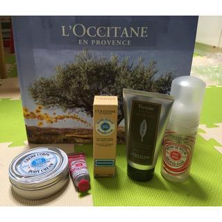 ロクシタン(L'OCCITANE)のロクシタン 福袋 乳液入り 阪急2018(乳液/ミルク)