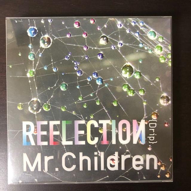 Mr.Children/REFLECTION {Drip} 【初回盤】 エンタメ/ホビーのエンタメ その他(その他)の商品写真