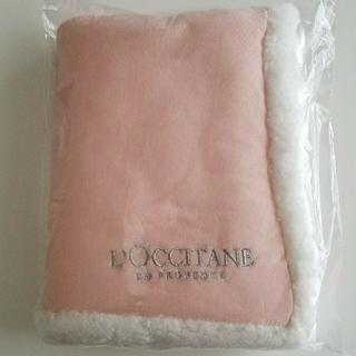 ロクシタン(L'OCCITANE)のL'OCCITANE ブランケット ピンク(おくるみ/ブランケット)