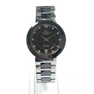 テクノス(TECHNOS)の【TECHNOS】1036 レディース クォーツ(腕時計)