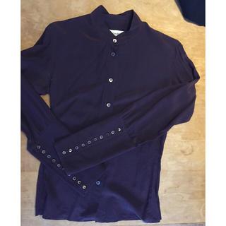 SAINT LAURENT★7分袖 シャツ