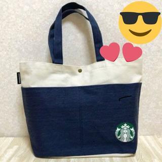 スターバックスコーヒー(Starbucks Coffee)のStarbucks 福袋限定トートバッグ(その他)