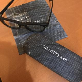 シフリー(SiFURY)のSiFURY×吉田金次郎 眼鏡(サングラス/メガネ)