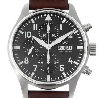 インターナショナルウォッチカンパニー(IWC)の 新品未使用 IWC パイロットウォッチ クロノグラフ IW377713(腕時計(アナログ))