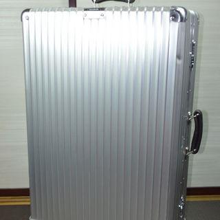 リモワ クラシックフライト XL+97L B(旅行用品)