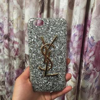 イヴサンローランボーテ(Yves Saint Laurent Beaute)のYSL iPhone6 iPhone6s 対応 デコケース(iPhoneケース)
