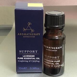 アロマセラピーアソシエイツ(AROMATHERAPY ASSOCIATES)の新品アロマセラピーアソシエイツ サポートオイル ラベンダー(エッセンシャルオイル(精油))