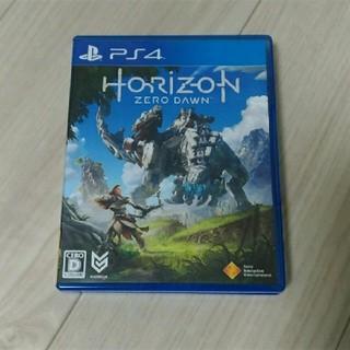 ホライズン ゼロ  Horizon Zero Dawn(家庭用ゲームソフト)