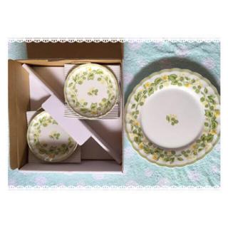 ニッコー(NIKKO)の【新品】Nikko ファイン テーブルウェア♡PATRA パーティ皿6枚セット(食器)