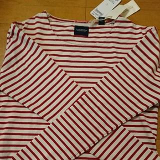 スコッチアンドソーダ(SCOTCH & SODA)のSCOTCH&SODA ボーダー長袖シャツ(Tシャツ/カットソー(七分/長袖))