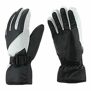 ★新品・未使用★ スキーグローブ スキー手袋 防寒対策 耐磨耗 防水(ウエア/装備)