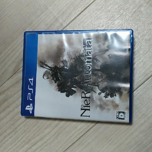 ニーア オートマタ  NieR:Automata エンタメ/ホビーのゲームソフト/ゲーム機本体(家庭用ゲームソフト)の商品写真
