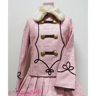 アンジェリックプリティー(Angelic Pretty)の新品 Angelic PrettyMeltyWhipChocolateジャケット(テーラードジャケット)
