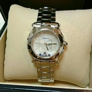 ショパール(Chopard)のショパール腕時計 パッピースポーツマークⅡ 日本限定(腕時計)