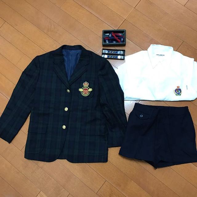 f5862b21a195b mikihouse - 男の子 卒園式 入学式 フォーマルスーツ サイズ130の通販 by ...