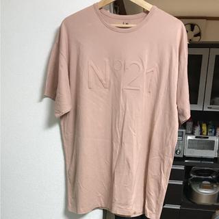 ヌメロヴェントゥーノ(N°21)の美品ヌメロ♡ビッグシルエットT(Tシャツ(半袖/袖なし))