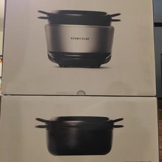バーミキュラ(Vermicular)の☆値下げ中☆バーミュキュラ ライスポット(炊飯器)