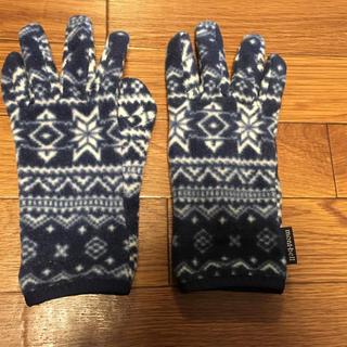 モンベル(mont bell)のモンベル フリース手袋(手袋)