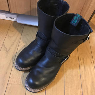 【Dr.Martins Getta Grip】エンジニアブーツ UK4
