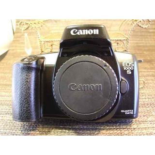 Canon キャノン EOS1000S QUARTZ DATE(フィルムカメラ)