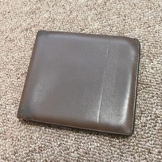 バリー(Bally)のバリー 二つ折り財布 小銭入れなし(折り財布)
