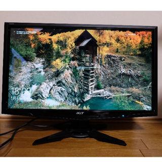 エイサー(Acer)のacer G235H 23インチワイド液晶モニター HDMI(PC周辺機器)