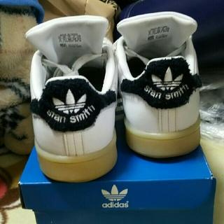 アディダス(adidas)のadidas スタンスミス ネイビー(スニーカー)
