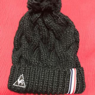ルコックスポルティフ(le coq sportif)のルコック☆ニット帽(その他)