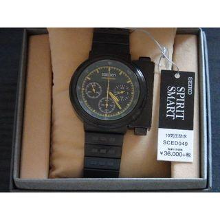 セイコー(SEIKO)の【未使用品】腕時計『セイコーxジウジアーロ デザインxビームス』限定モデル(腕時計(アナログ))