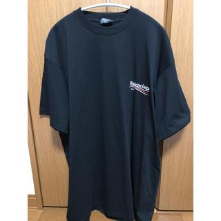 17SS新作◆BALENCIAGA◆スクエア型シャツ