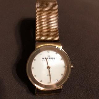 スカーゲン(SKAGEN)の時計(腕時計)