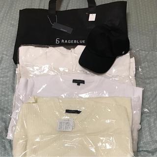 レイジブルー(RAGEBLUE)のRAGEBLUE  福袋2018 Lサイズ(モッズコート)