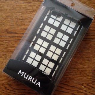ムルーア(MURUA)のMURUA♡iPhone5ハードケース(モバイルケース/カバー)