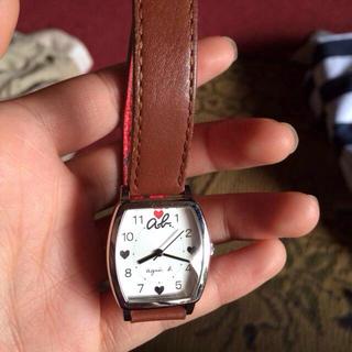 アニエスベー(agnes b.)のアニエスベー 限定時計 (腕時計)