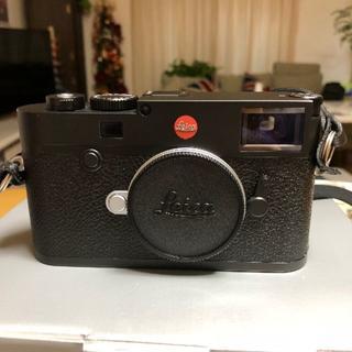 ライカ(LEICA)のライカ Leica M10 ブラック Typ 3656  美品(デジタル一眼)