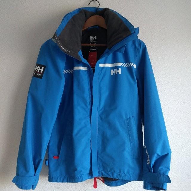 2ef1387dc5acdd HELLY HANSEN(ヘリーハンセン)のHHハリーハンセン ナイロンジャケット メンズのジャケット/