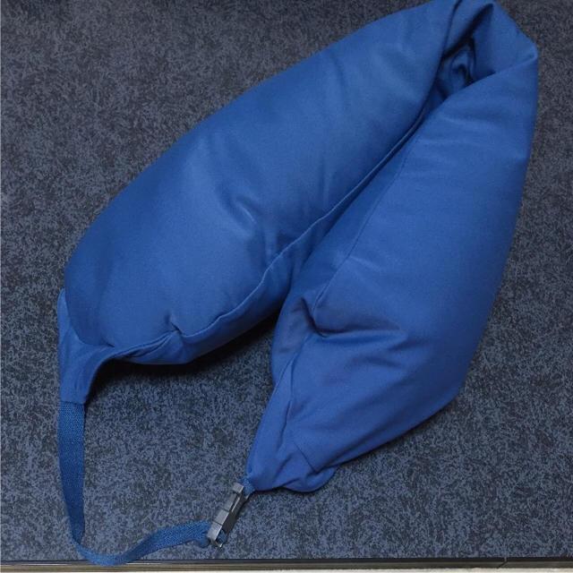 MUJI (無印良品)(ムジルシリョウヒン)の無印良品   首枕 インテリア/住まい/日用品の寝具(枕)の商品写真
