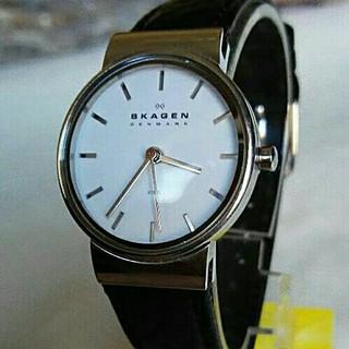 スカーゲン(SKAGEN)のスカーゲン腕時計 レディースクォーツ(腕時計)