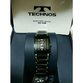 テクノス(TECHNOS)のTECHNOS 時計 レディース(腕時計)