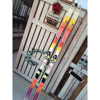 クナイスル(KNEISSL)のスキー板・195cm・状態良好・美品・中上級者向・クナイスル(板)