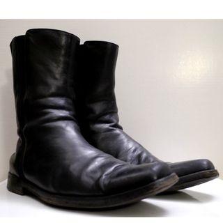 ボッテガヴェネタ(Bottega Veneta)の美品11万◆BOTTEGA VENETA ボッテガヴェネタ サイドゴア ブーツ黒(ブーツ)